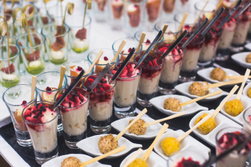 Apetizers & Hors D'oeuvres by Caterer SF